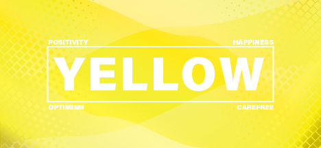 The psychology of the color yellow