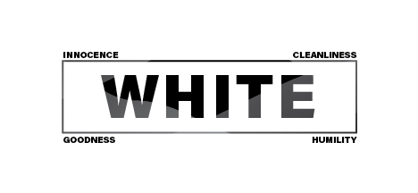 The psychology of the color white