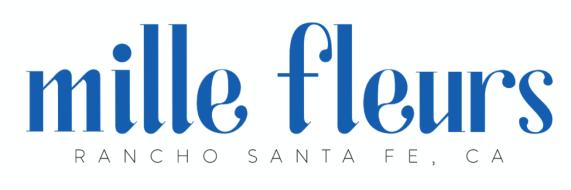 New Mille Fleurs logo