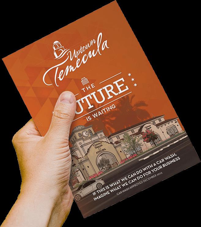 City of Temecula Design on printables