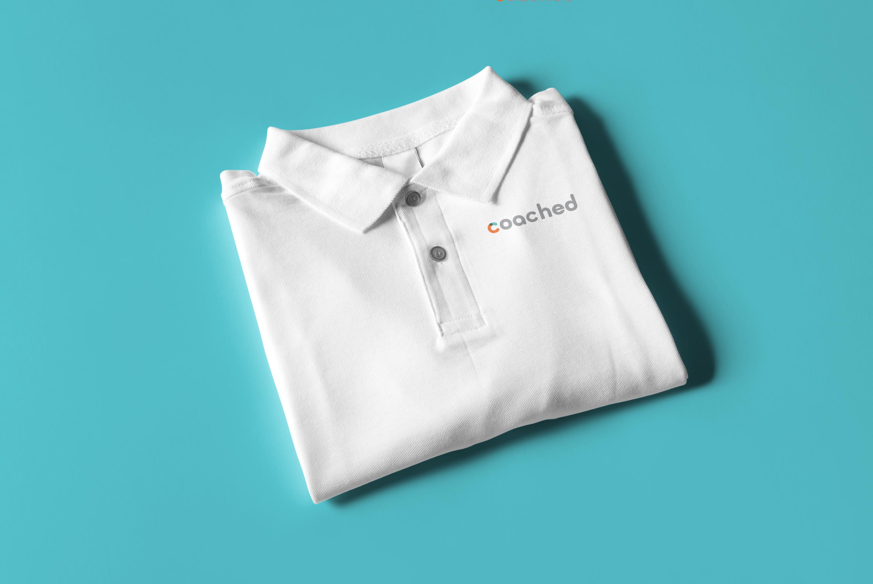 Coached brand shirt