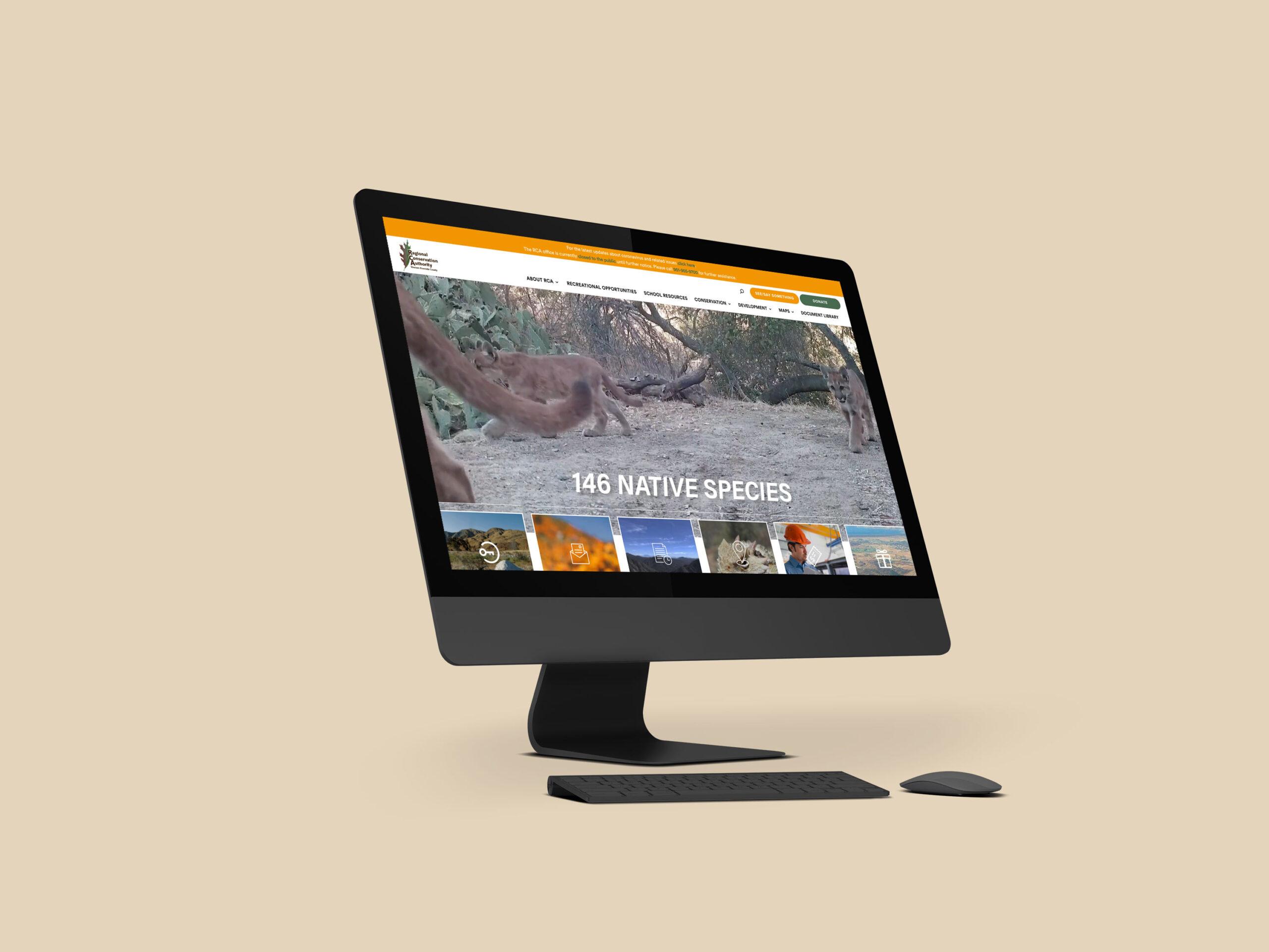 RCA-Desktop Website