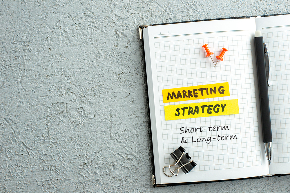 Marketing Strategies: Short and Long Term Tactics for 2021